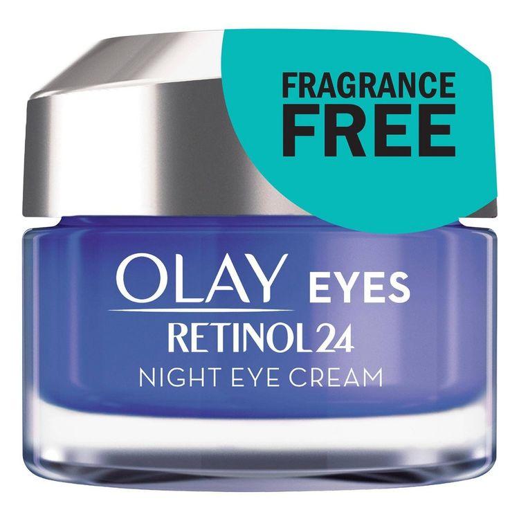 Olay Regenerist Retinol24 | Night Eye Cream | Fragrance Free