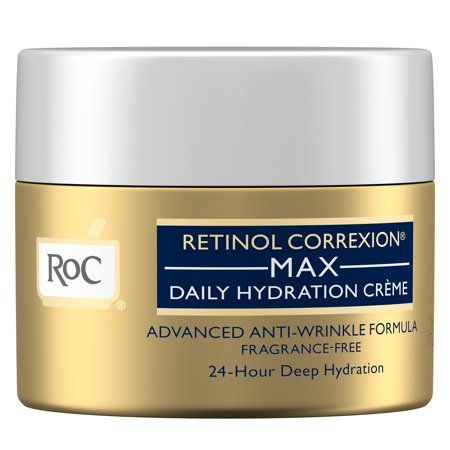 Roc® Retinol Correxion® Max Daily Hydration Crème Fragrance Free