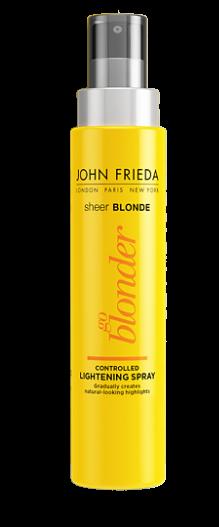 John Frieda Go Blonder® Controlled Lightening Spray