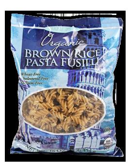 Trader Joe's Brown Rice Fusilli Pasta