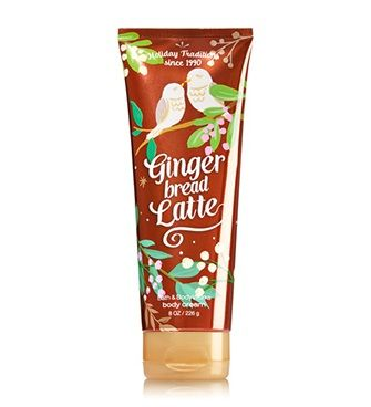 Bath & Body Works® Gingerbread Latte Body Cream