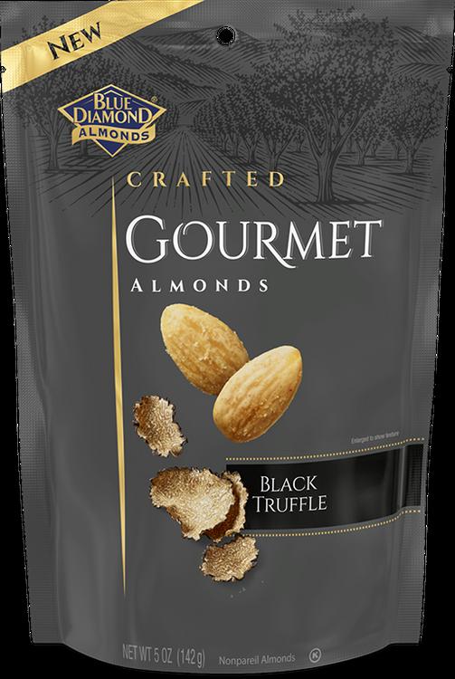 BLUE DIAMOND® Crafted Gourmet Almond Black Truffle