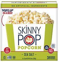 SkinnyPop® Sea Salt Microwave Popcorn