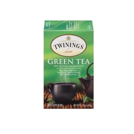 TWININGS® OF London Green Tea Bags