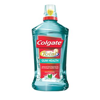 Colgate® Total® MOUTHWASH FOR GUM HEALTH MOUTHWASH