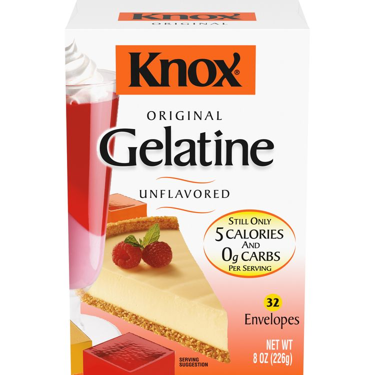 Knox Unflavored Gelatin