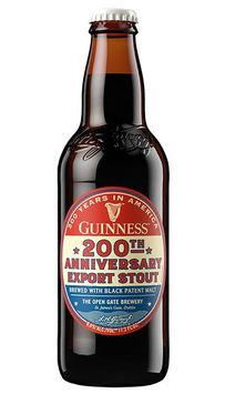 Guinness®200th Anniversary Export Stou