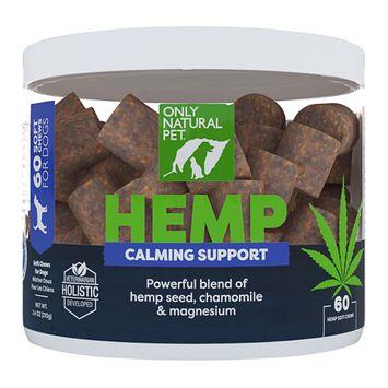 Only Natural Pet® Hemp Calming Support Soft Dog Chews