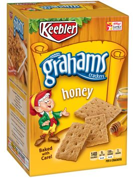 Keebler Grahams Crackers Honey