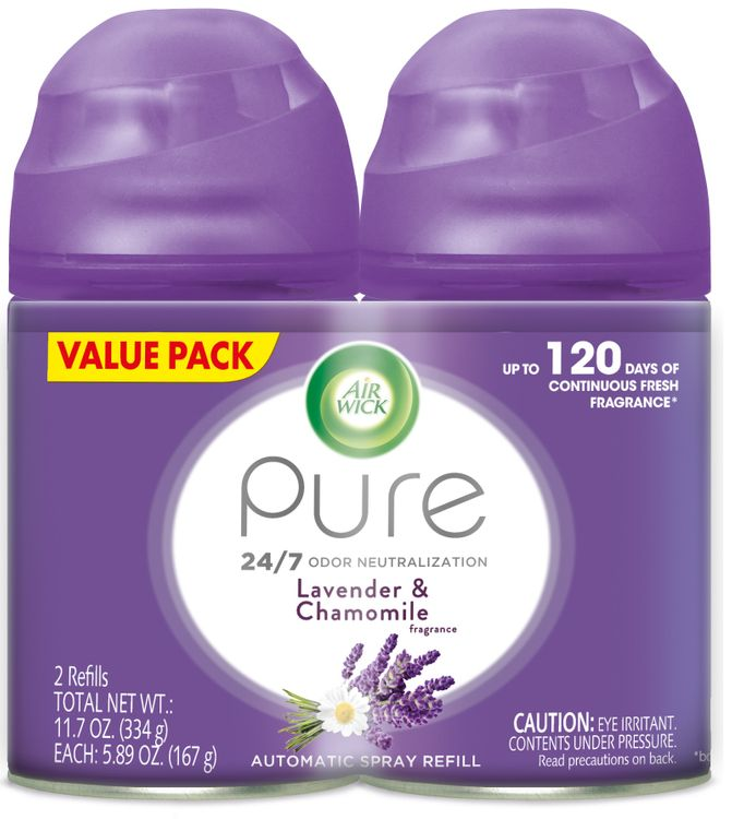 Air Wick® Freshmatic Ultra 2 Refills - Lavender & Chamomile