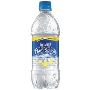 Aquafina FlavorSplash Lemon Water