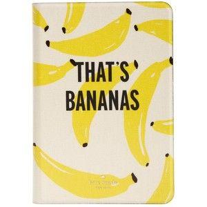 Kate Spade That's Bananas iPad Mini 2/3 Case