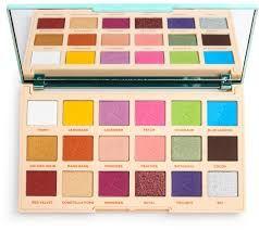 Makeup Revolution Revolution x Roxxsaurus Colour Burst Eyeshadow Palette
