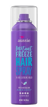 Aussie Instant Freeze Hairspray