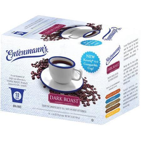 Entenmann's Coffee Dark Roast