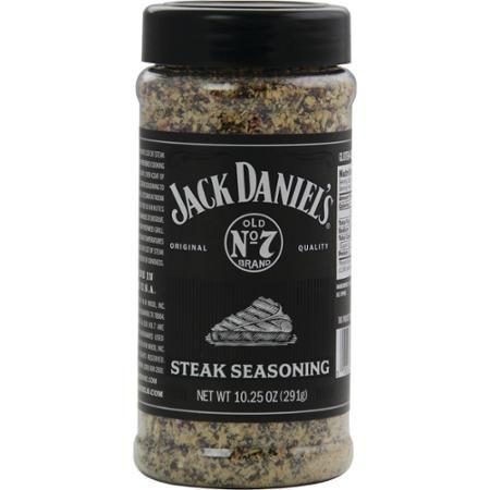Jack Daniel's 10.25 Oz Steak Seasoning (1763)
