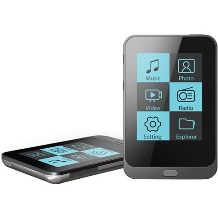 Coby MP820-8G 8GB Video MP4 Player