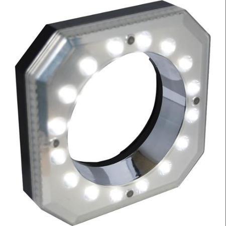 Polaroid Digital Macro 16 LED Ring Light for All Digital SLR Cameras w Adapters