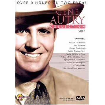 Allegro Gene Autry Collection, Vol. 1 [2 Discs]