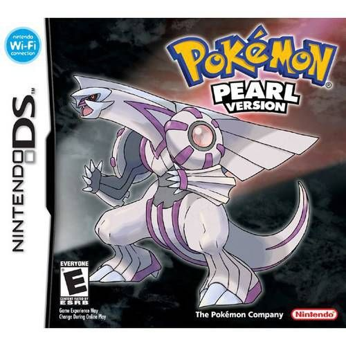 Nintendo Pokemon Pearl Version DS (Nintendo DS Game Only)