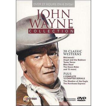 Allegro John Wayne Collection [6 Discs] (black & White) (dvd)
