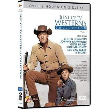 Allegro Best of TV Westerns Collection, Vol 1 [2 Discs]