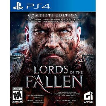 Ci Games Lords Of The Fallen - Complete Edition - Playstation 4