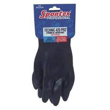Lehigh Spontex Technic 420 Black Neoprene Glove