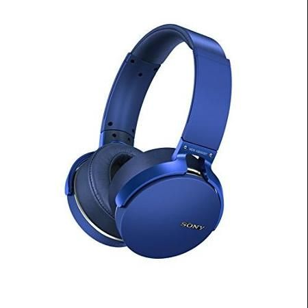 Sony - Bluetooth Headset - Blue