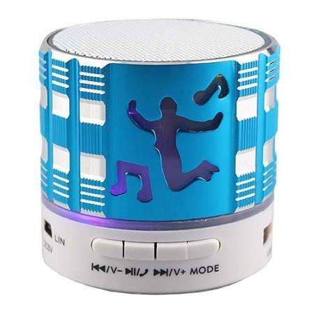 Supersonic BT Speaker w Speakerphone Blue SC-1460BTBlu