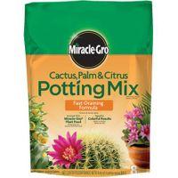 Scotts Growing Media Miracle-Gro Cactus, Palm, & Citrus Potting Soil