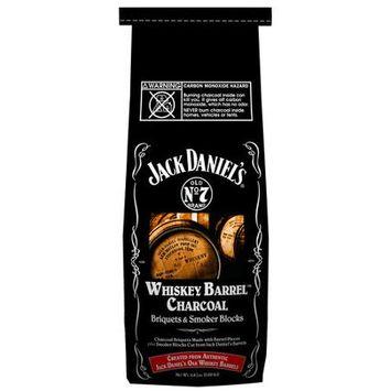Misc Jack Daniels Whiskey Barrel Charcoal Briquets Smoker Blocks