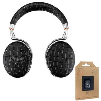 Parrot Zik 3 Wireless Noise Cancelling Touch Control Bluetooth Headphones Blk + battery