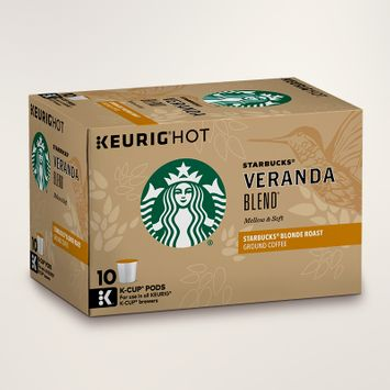STARBUCKS® Veranda Blend® Mellow & Soft K-Cups® Pods