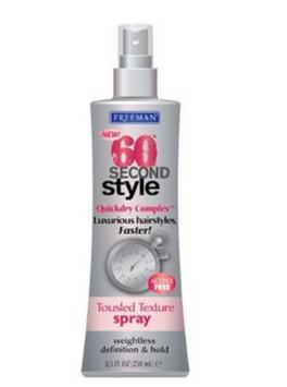 Freeman Beauty Freeman 60 Second Style Tousled Texture Spray