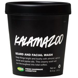 LUSH Kalamazoo Beard and Facial Wash