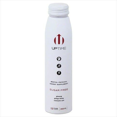 UPTIME DRINK ENERGY SUGAR FREE-12 FO -Pack of 24