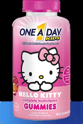 One A Day® Kids Hello Kitty® Gummies