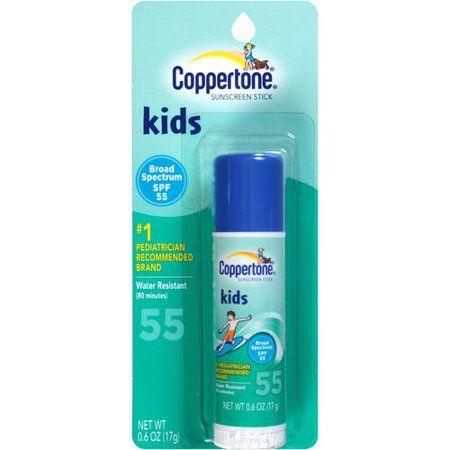 Coppertone Kids Sunscreen Stick SPF 55