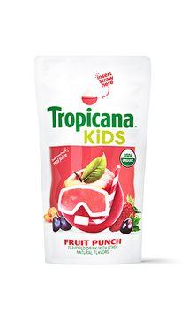 Tropicana Kids® Fruit Punch Juice