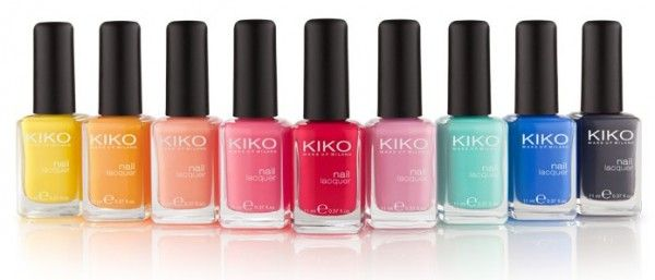 Kiko Milano Nail Lacquer