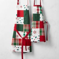 Williams Sonoma Dolly Parton Adult & Kid Aprons