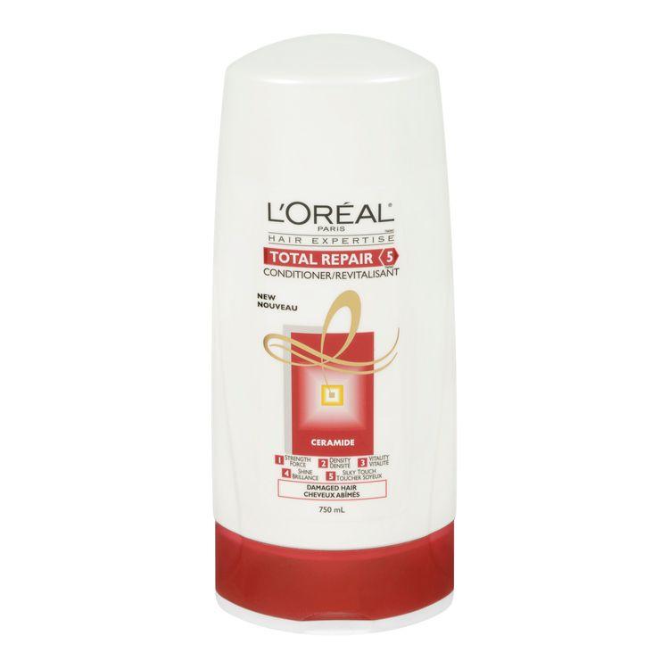 L'Oréal Paris Total Repair 5 Conditioner, for Damaged Hair