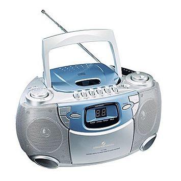 Oklahoma Sound Corporation Oklahoma Sound LC1300 Tape-Cd Multi Media Player