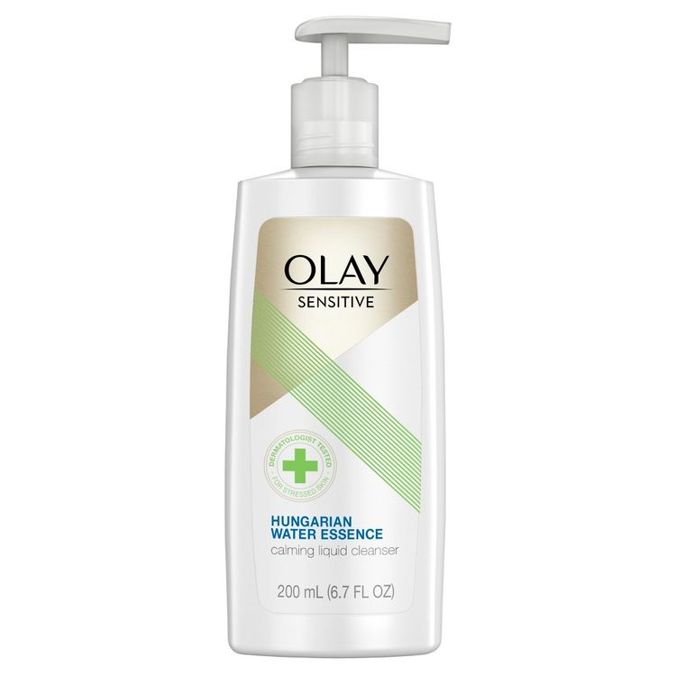 Olay Sensitive | Face Cleanser | Hungarian Water Essence