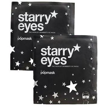 Popmask Starry Eyes Indulgent Self-warming Eye Mask 2 Pack Boxycharm Sealed