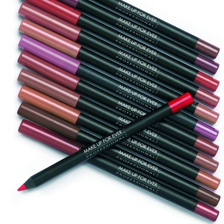 MAKE UP FOR EVER Aqua Lip Waterproof Lip Liner Pencil