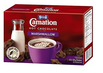 Carnation Hot Cocoa Mix Hot Chocolate Instant Drink without Mini Marshmallow