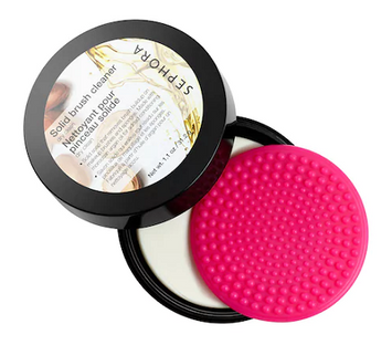 SEPHORA COLLECTION Solid Clean: Solid Brush Cleaner