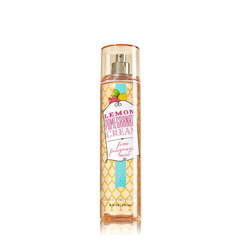 Bath & Body Works Lemon Pomegranate Cream Fine Fragrance Mist